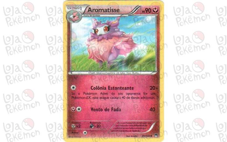 Aromatisse 85/122 - Turbo Colisão