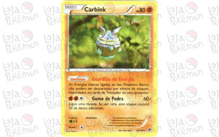Carbink 49/124 - Fusão de Destinos