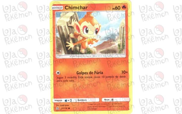 Chimchar 21/156 - Ultra Prisma