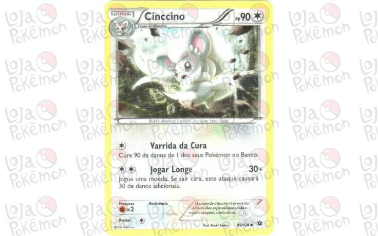 Cinccino 89/124 - Fusão de Destinos