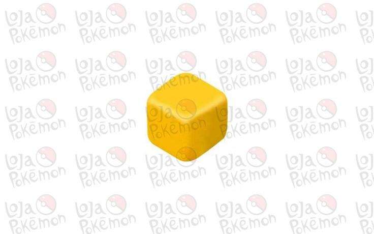 Marcador Amarelo Cubo - 5 unidades