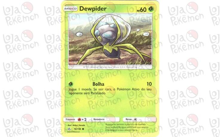 Dewpider 16/156 - Ultra Prisma