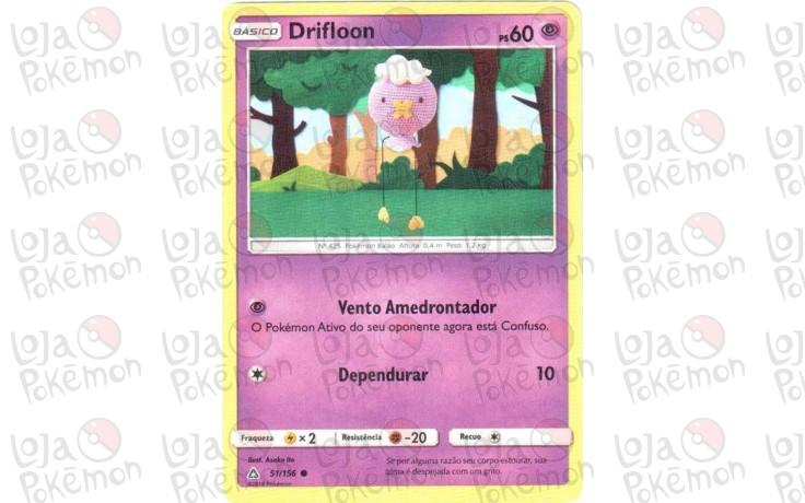 Drifloon 51/156 - Ultra Prisma