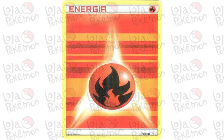 Energia Fogo 76/83 - Gerações