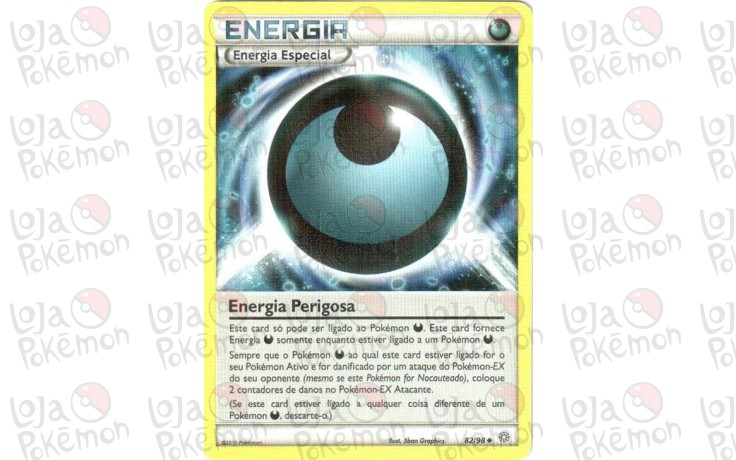 Energia Perigosa 82/98 - Origens Ancestrais