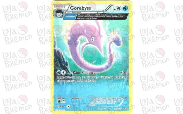 Gorebyss 52/160 - Conflito Primitivo