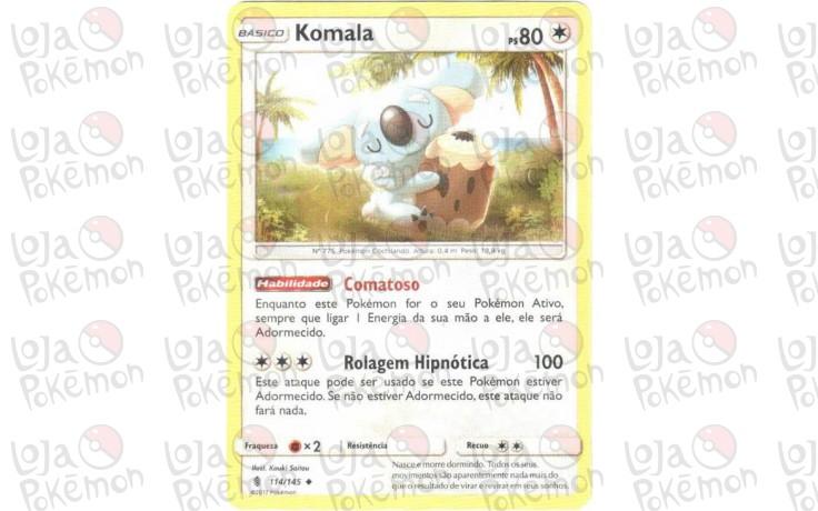 Komala 114/145 - Guardiões Ascendentes