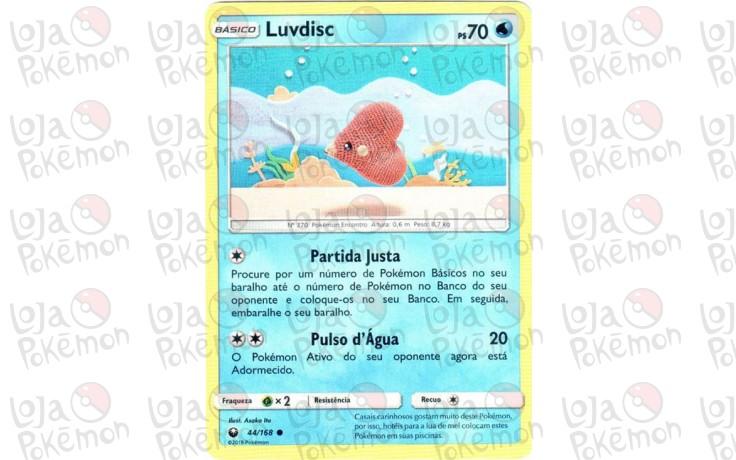 Luvdisc 44/168 - Tempestade Celestial