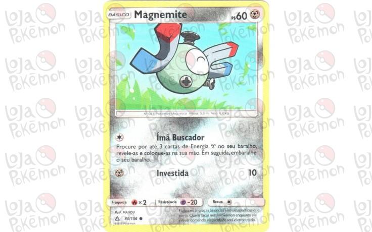 Magnemite 80/156 - Ultra Prisma