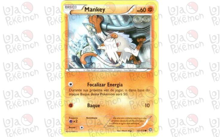 Mankey 52/114 - Cerco de Vapor