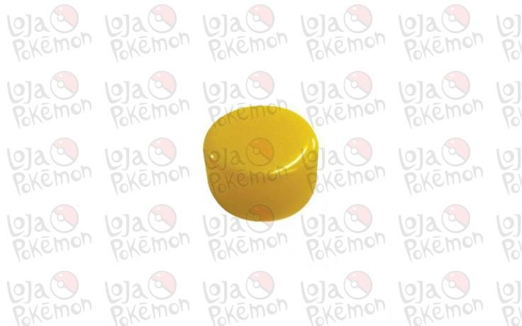Marcador Amarelo Pingo - 5 unidades