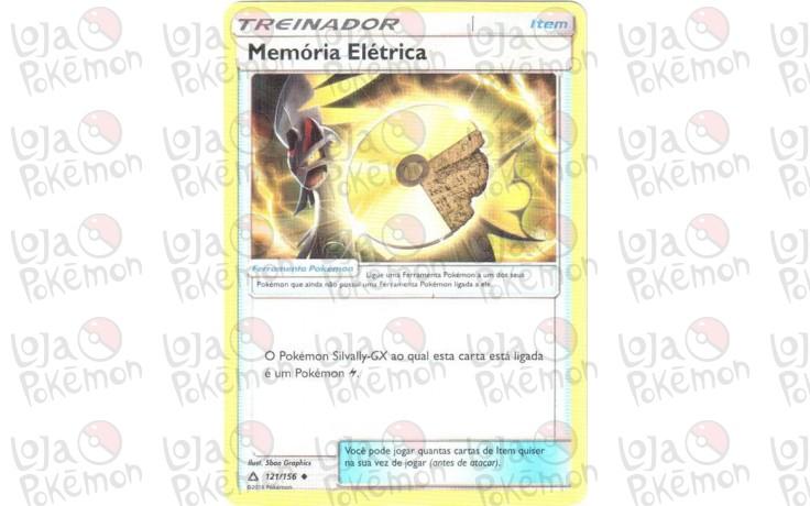 Memória Elétrica 121/156 - Ultra Prisma