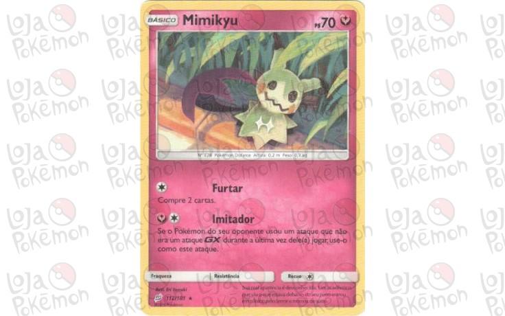 Mimikyu 112/181 - União de Aliados