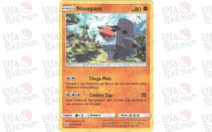 Nosepass 106/236 - Eclipse Cósmico