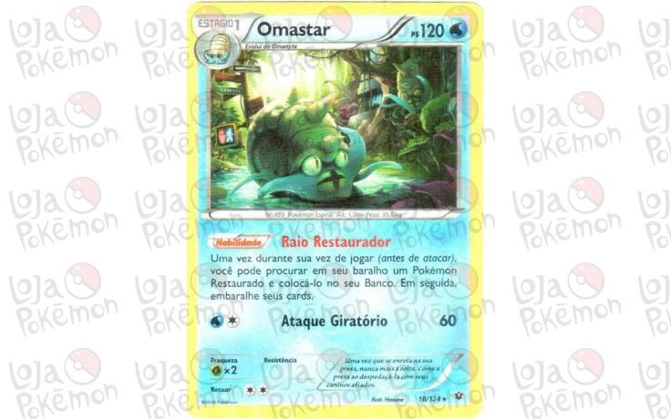 Omastar 18/124 - Fusão de Destinos