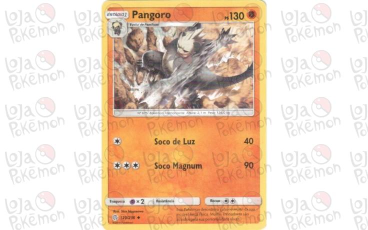 Pangoro 120/236 - Eclipse Cósmico