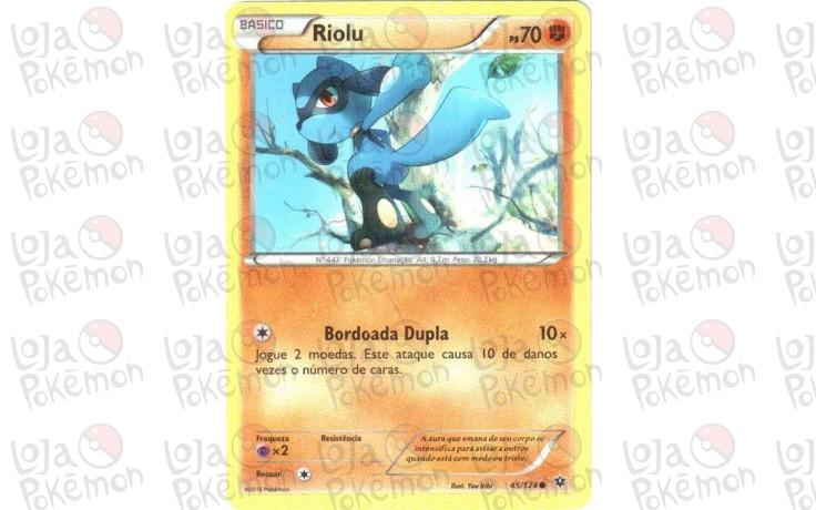 Riolu 45/124 - Fusão de Destinos