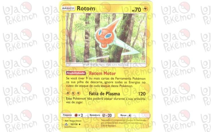 Rotom 50/156 - Ultra Prisma
