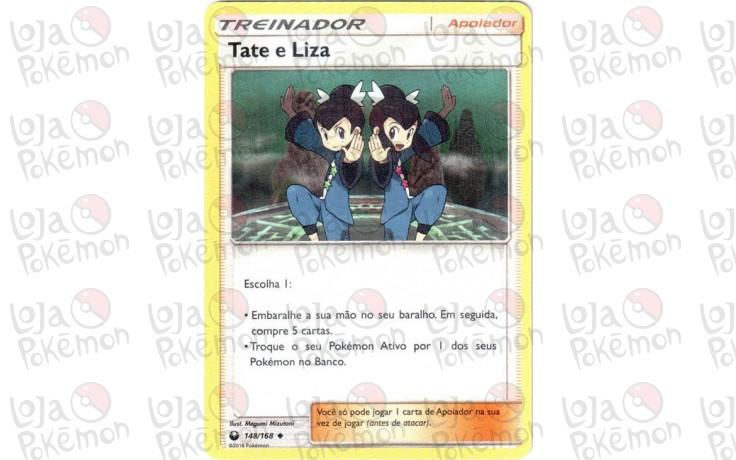 Tate e Liza 148/168 - Tempestade Celestial