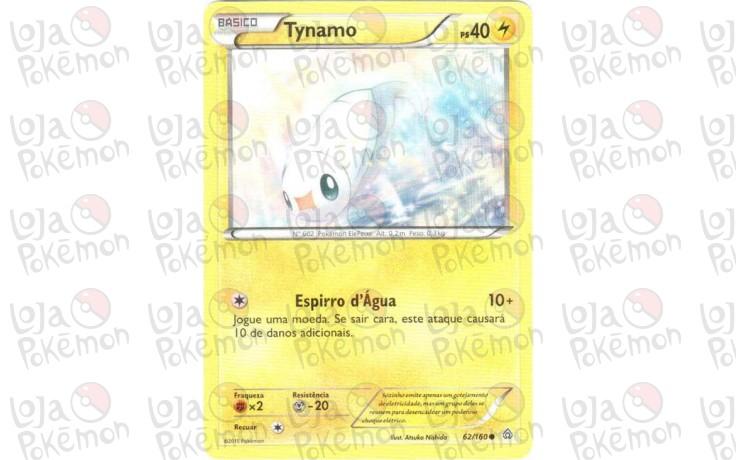 Tynamo 62/160 - Conflito Primitivo