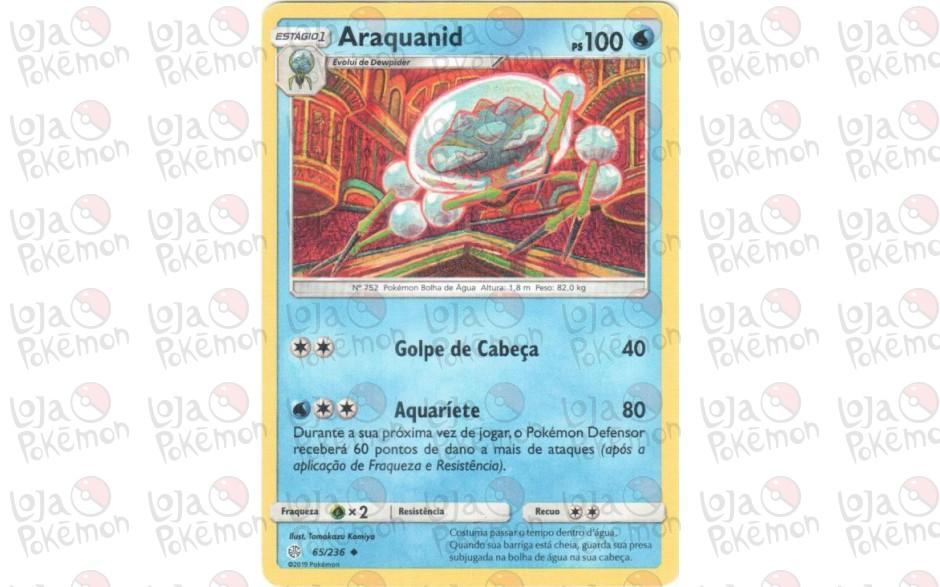 Araquanid 65/236 - Eclipse Cósmico