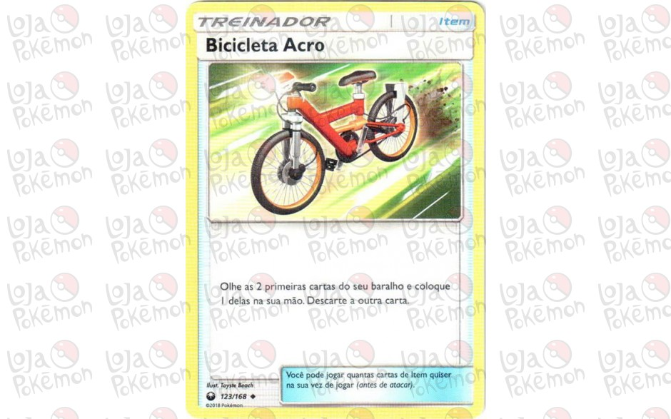 Bicicleta Acro 123/168 - Tempestade Celestial