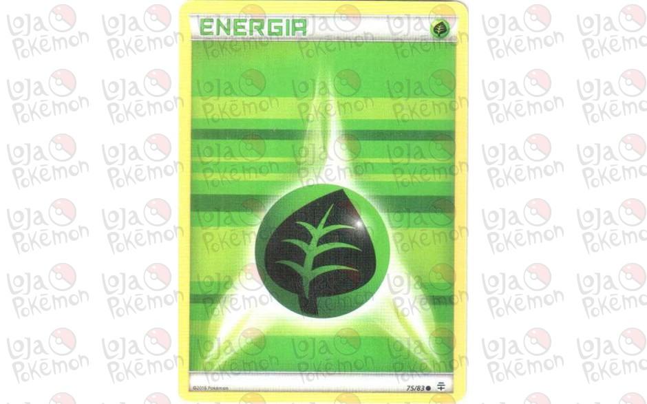 Energia Grama 75/83 - Gerações
