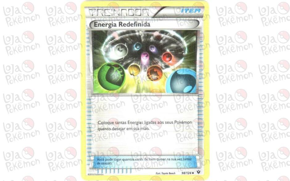 Energia Redefinida 98/124 - Fusão de Destinos