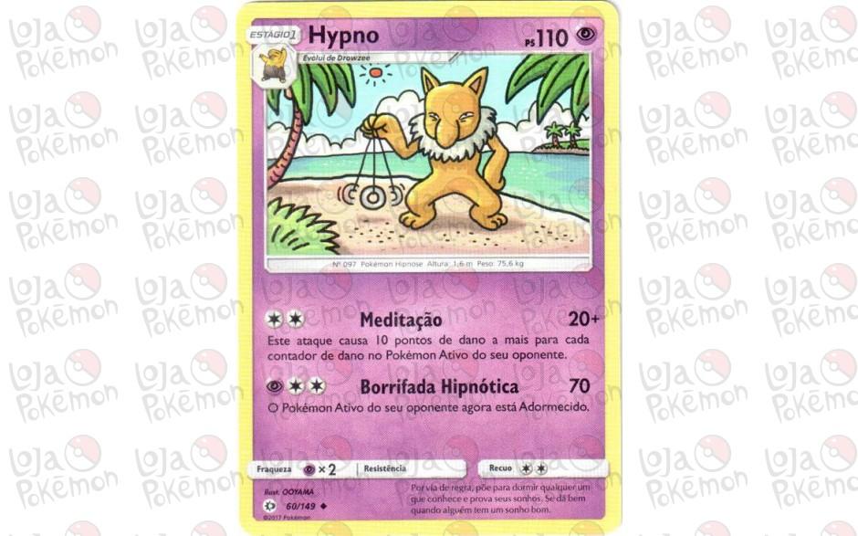Hypno 60/149 - Sol e Lua