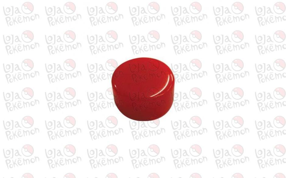 Marcador Vermelho Pingo - 5 unidades