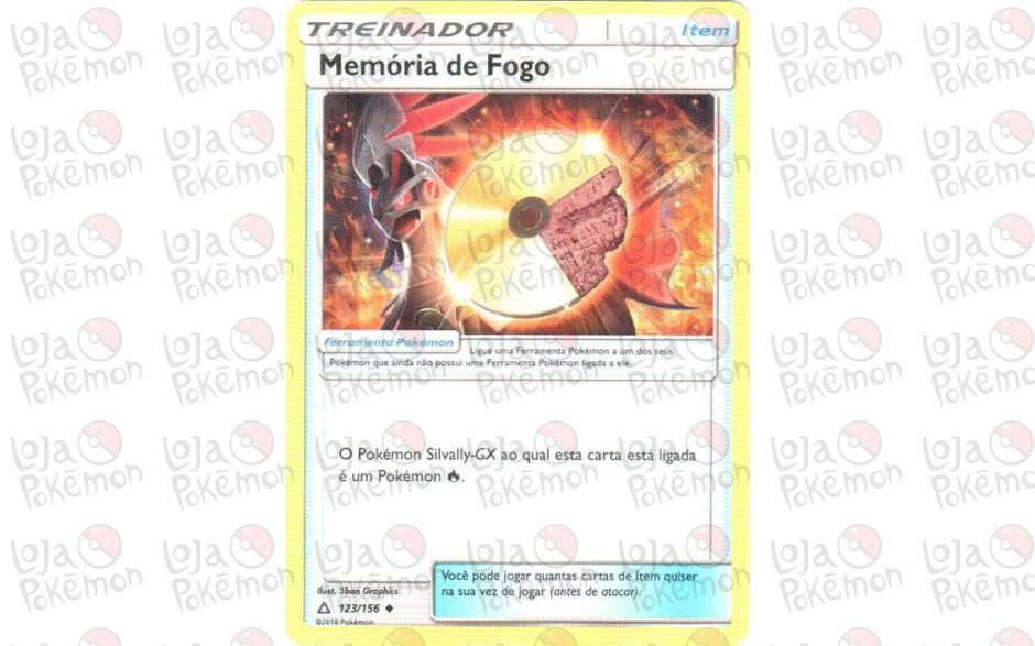 Memória de Fogo 123/156 - Ultra Prisma