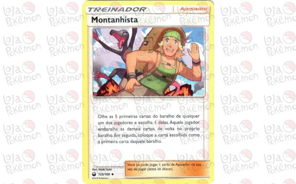 Montanhista 133/168 - Tempestade Celestial