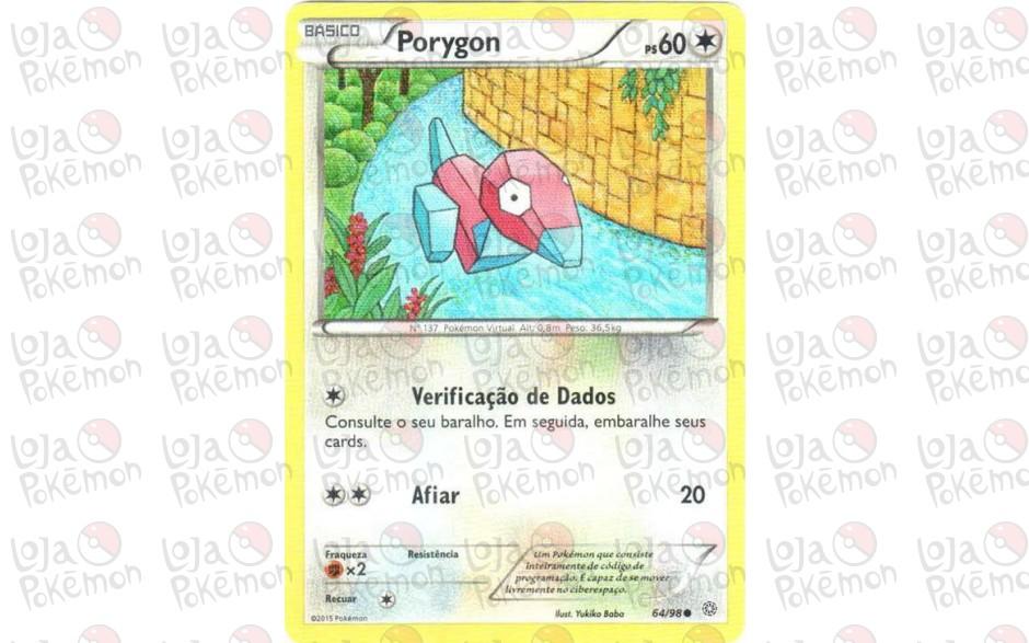 Porygon 64/98 - Origens Ancestrais