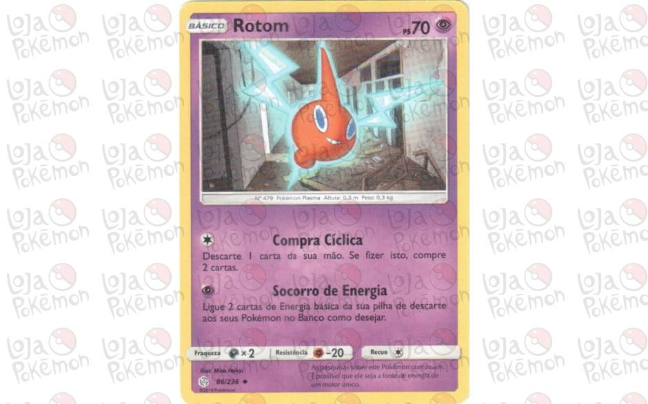 Rotom 86/236 - Eclipse Cósmico