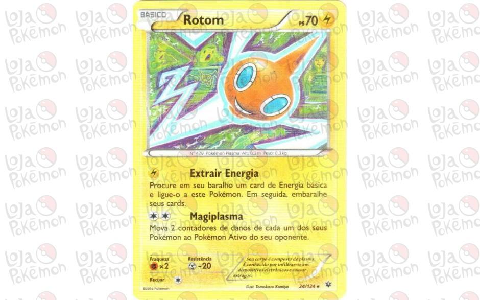 Rotom 24/124 - Fusão de Destinos