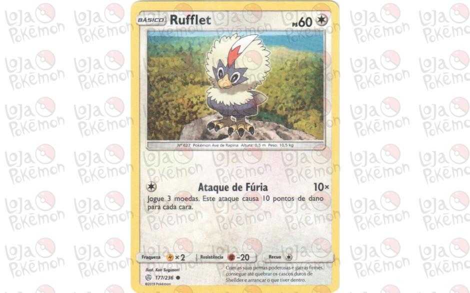 Rufflet 177/236 - Eclipse Cósmico