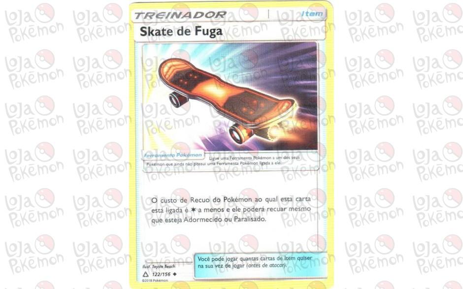 Skate de Fuga 122/156 - Ultra Prisma