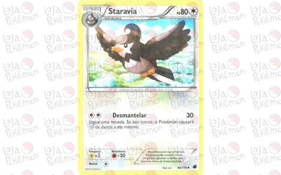 Staravia 96/116 - Congelamento de Plasma