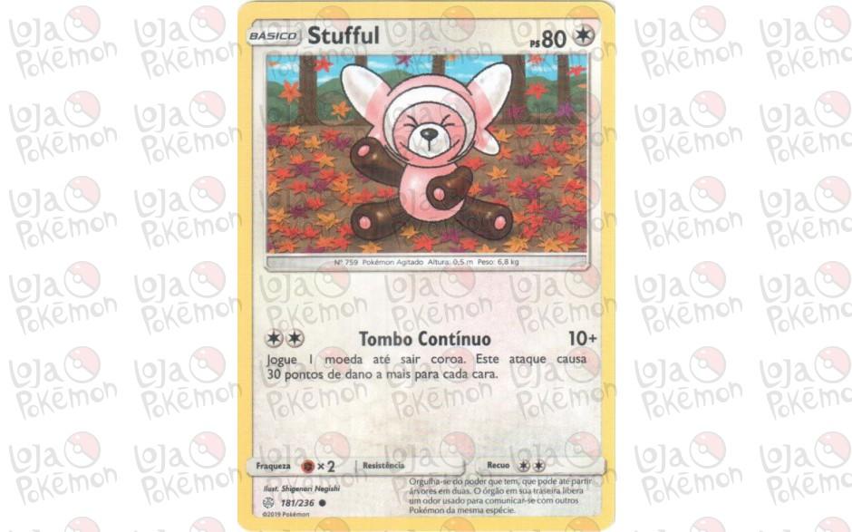 Stufful 181/236 - Eclipse Cósmico