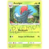 Accelgor 9/111 - Invasão Carmim - Card Pokémon