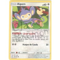 Aipom 169/236 - Eclipse Cósmico - Card Pokémon