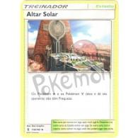 Altar Solar 118/145 - Guardiões Ascendentes - Card Pokémon