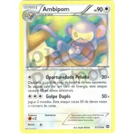 Ambipom 91/114 - Cerco de Vapor - Card Pokémon