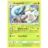 Araquanid 15/147 - Sombras Ardentes - Card Pokémon