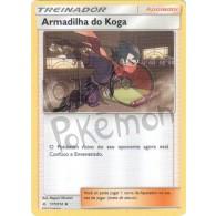 Armadilha do Koga 177/214 - Elos Inquebráveis - Card Pokémon