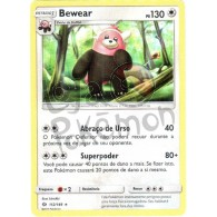 Bewear 112/149 - Sol e Lua - Card Pokémon