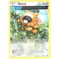 Bidoof 117/160 - Conflito Primitivo - Card Pokémon