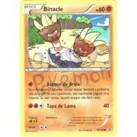 Binacle 38/108 - Céus Estrondosos - Card Pokémon