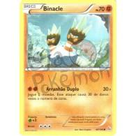 Binacle 48/106 - Flash de Fogo - Card Pokémon