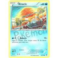 Binacle 22/124 - Fusão de Destinos - Card Pokémon